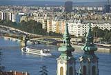 Речной круиз из Европы по Дунаю