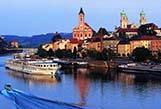 Речной круиз из Европы по Рейну