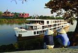 Речной круиз из Европы из Мьянмы