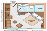 Avalon Tapestry. Avalon Suite категории Suite
