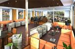 Avalon Visionary. Комната отдыха Club Lounge