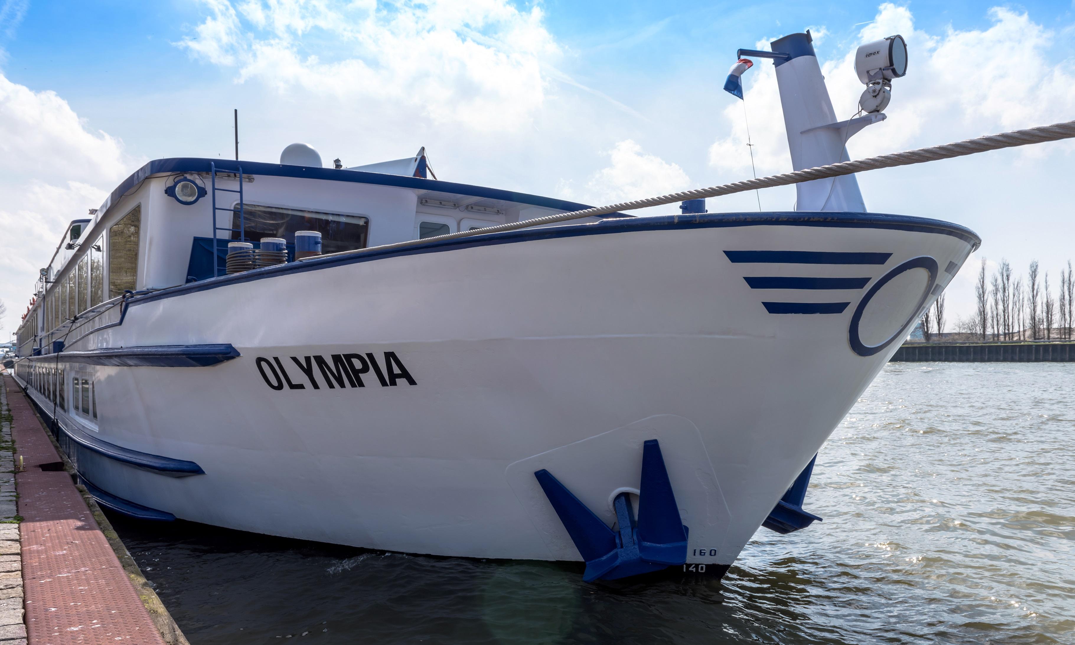 Olympia. Внешний вид