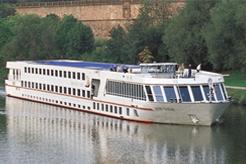 Viking Danube. Внешний вид