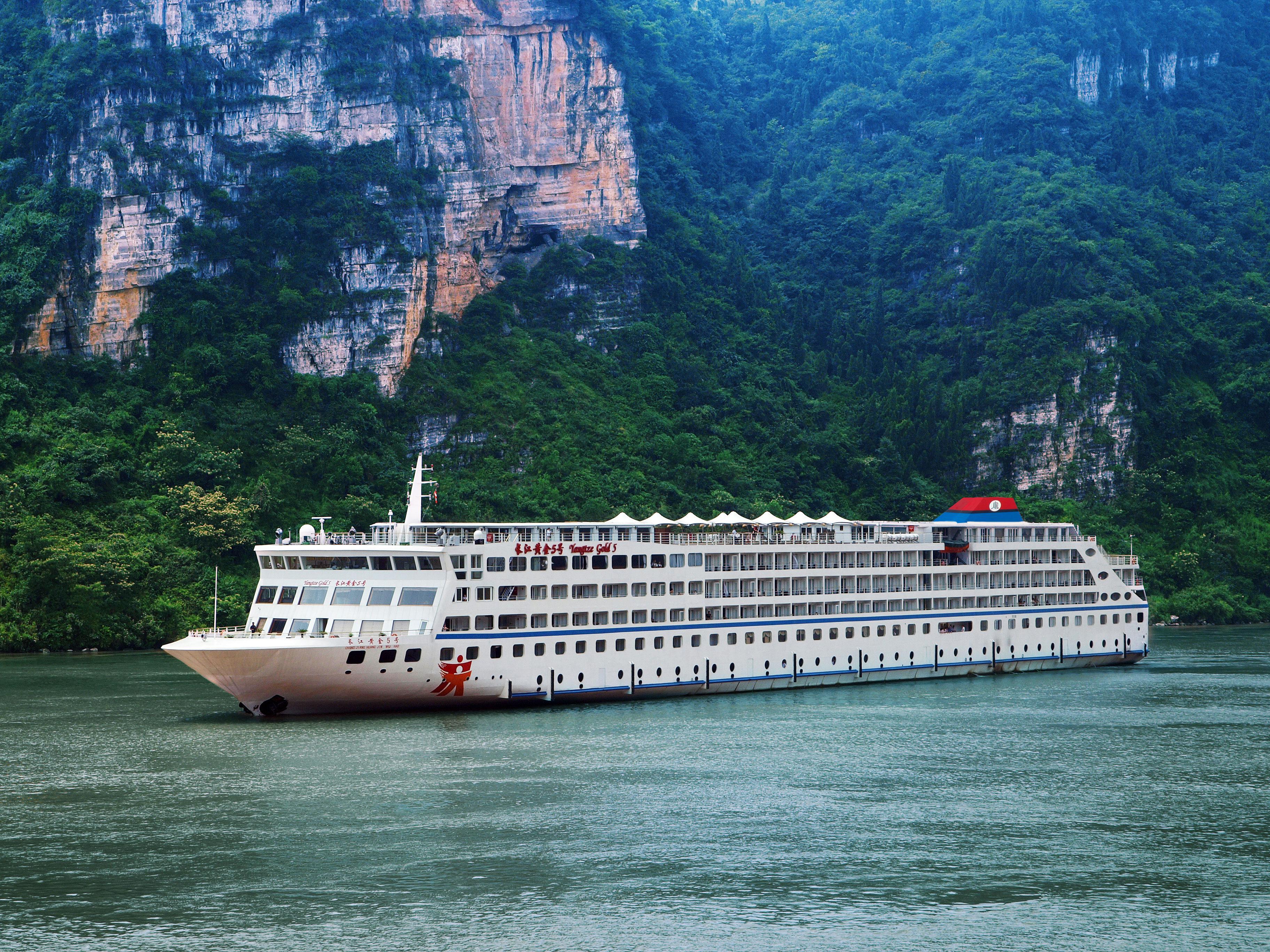 Yangtze Gold 5. Внешний вид