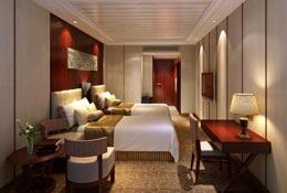 Yangtze Gold 5. Делюкс каюта с балконом (двухместная) категории LX2TW