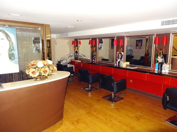 Yangtze Gold 5. Салон красоты