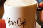 Azamara Quest. Mosaic Cafe