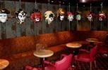 Carnival Dream. Burgundy Aft Lounge