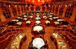 Carnival Dream. Crimson Restaurant