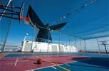 Carnival Dream. Dream Team Basketball Court