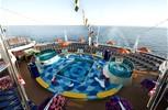 Carnival Dream. Sunset Pool