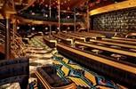 Carnival Ecstasy. Blue Sapphire Main Show Lounge