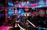 Carnival Ecstasy. The Neon Piano Bar