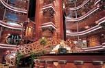 Carnival Elation. Atrium Plaza