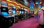 Carnival Elation. Video Arcade