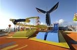Carnival Fantasy. Carnival Waterworks