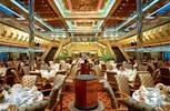 Carnival Glory. Golden Restaurant