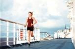 Carnival Glory. Jogging Track
