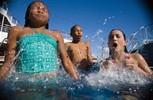 Carnival Legend. Kids Pool