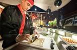Carnival Legend. Sushi Bar
