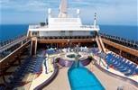 Carnival Miracle. Sirens & Ulysses Pool