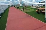 Carnival Sensation. Jogging Track