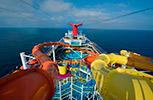 Carnival Sunshine. Carnival Waterworks