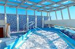 Carnival Sunshine. Cloud 9 SPA & Fitness Center