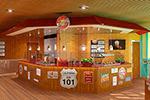 Carnival Sunshine. Guy_s Burger Joint