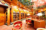 Carnival Sunshine. Library