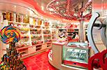Carnival Sunshine. The Fun Shops