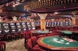 Carnival Triumph. Club Monaco Casino
