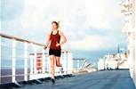 Carnival Triumph. Jogging Track
