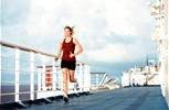 Carnival Valore. Jogging Track