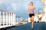 Carnival Victory. Jogging Track