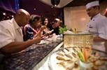 Carnival Victory. Sushi Bar