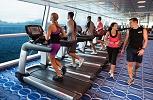 Celebrity Millennium. Fitness Center
