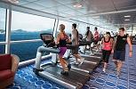 Celebrity Solstice. Fitness Center