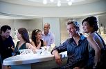 Celebrity Solstice. Martini Bar