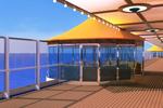 Costa Diadema. The Promenade