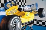 Costa Favolosa. Grand Prix Racecar Simulator