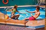 Costa Favolosa. Pool dell