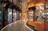 Costa Fortuna. Galleria Shops