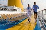 Costa Fortuna. Jogging Track