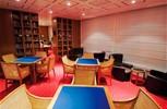 Costa neoRomantica. Card Room