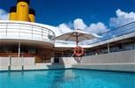 Costa neoRomantica. Monte Carlo Pool
