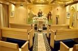 Costa Victoria. Chapel