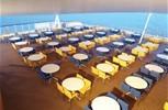 Costa Victoria. Terrazza Cafe