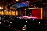 Crystal Serenity. Galaxy Lounge Showroom
