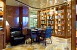 Crystal Serenity. Library